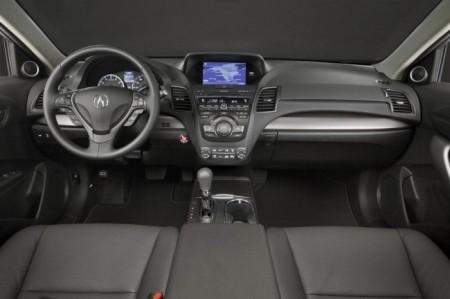 Acura RDX 2013: салон