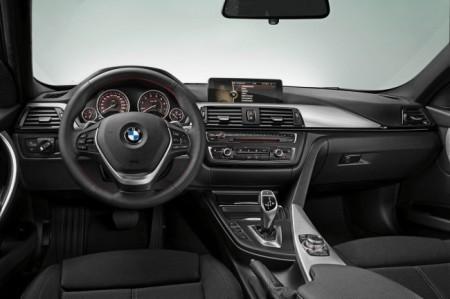 BMW 3 (F30): салон