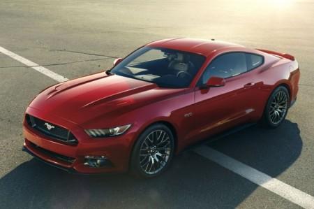 Ford Mustang 6: экстерьер
