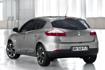 Renault Megane 3: вид сзади