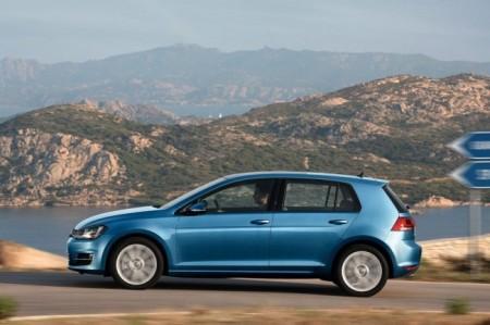 Volkswagen Golf 7: экстерьер