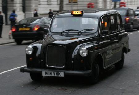 Пять знаменитых марок автомобилей, занятых в такси2