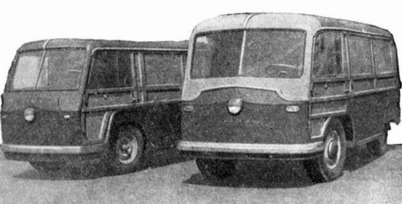 Советские электромобили3
