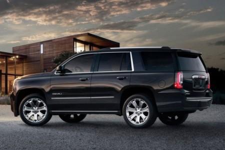 Chevrolet Tahoe 4: вид сбоку