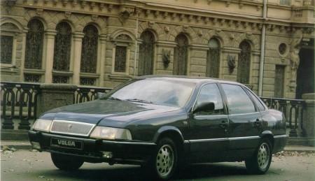 Русские (советские) автомобили бизнес-класса2