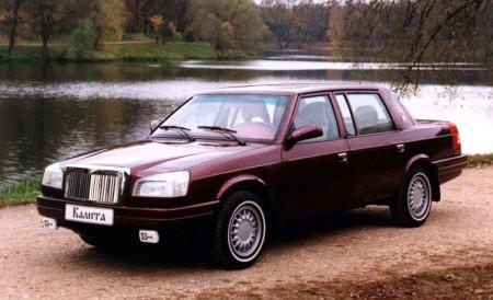 Русские (советские) автомобили бизнес-класса3