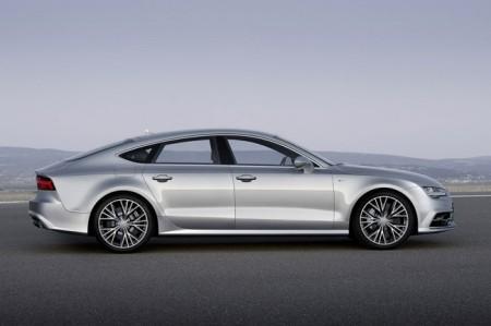 Audi A7 Sportback 2015: экстерьер