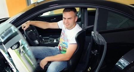Автомобили известных футболистов7