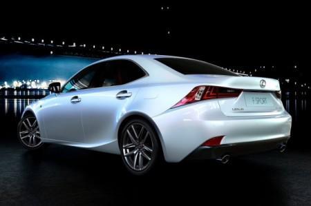Lexus IS 3 поколения