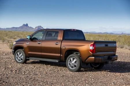 Toyota Tundra 3: экстерьер