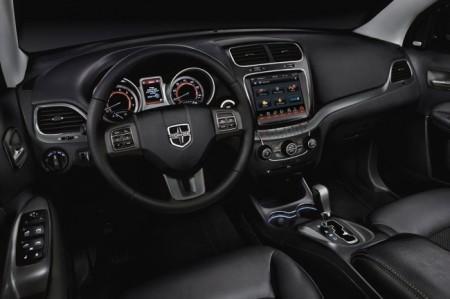 Dodge Journey Crossroad 2014: салон