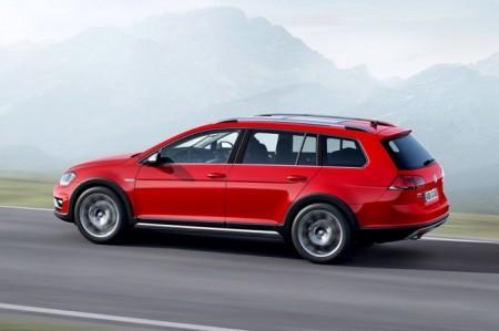 VW Golf 7 внедорожный универсал