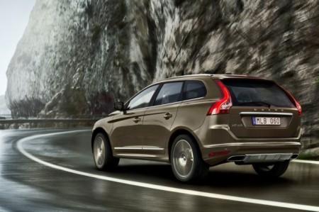 Volvo XC60: экстерьер