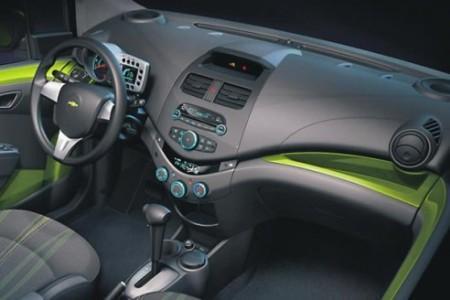Chevrolet Spark салон
