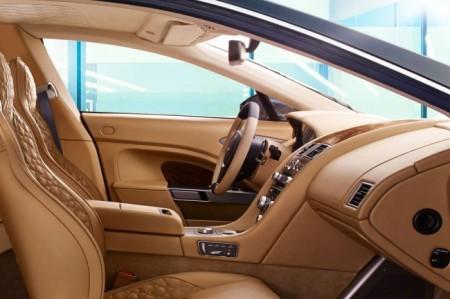 Aston Martin Lagonda Taraf салон