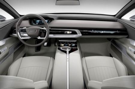 Audi Prologue салон