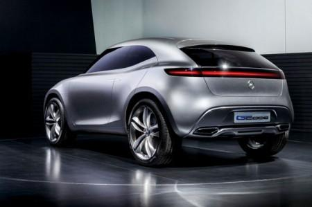 Mercedes-Benz Vision G-Code экстерьер