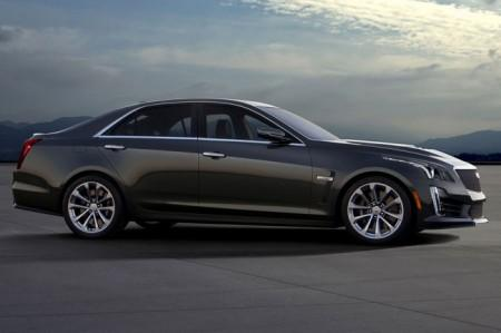 Cadillac CTS-V экстерьер