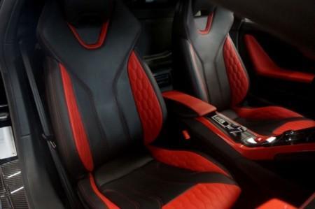 Lamborghini Huracan от Mansory тюнинг салона