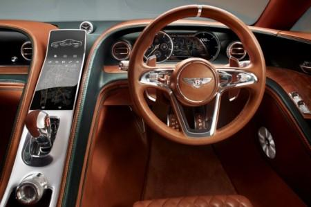 Bentley EXP 10 Speed 6 салон