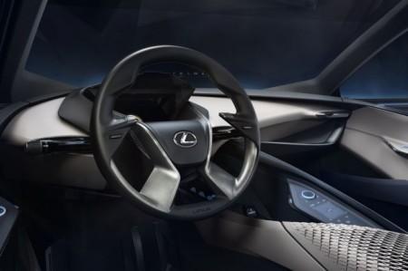 Lexus LF-SA Concept салон