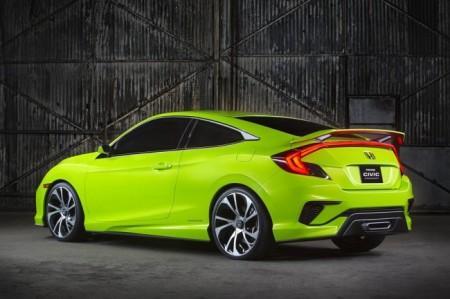 Хонда Сивик Концепт-кар 2015