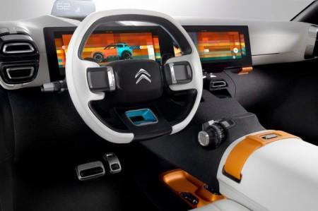 Citroen Aircross Concept салон