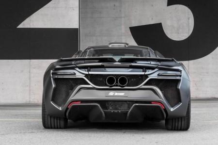 тюнинг McLaren 650S от ателье FAB Design