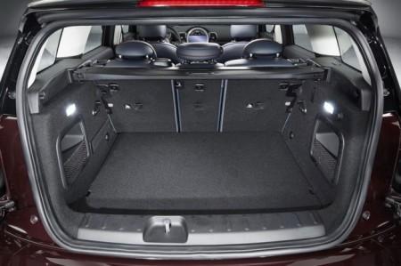 MINI Clubman 2 багажник