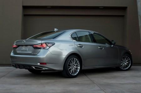 обновленный Lexus GS 2016