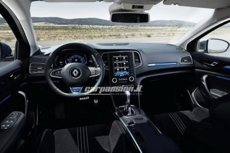 Renault Megane 2016 - салон