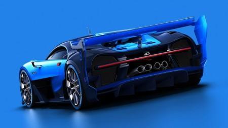 Бугатти Vision для Gran Turismo 6