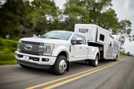 Ford F-450 Super Duty 2016