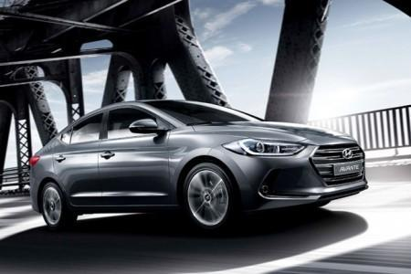 Hyundai Elantra 6 поколения