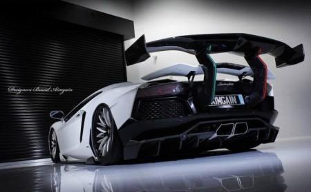спойлер Aimgain для Lamborghini Aventador