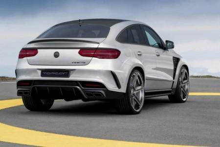 тюнинг Mercedes GLE Coupe от TopCar