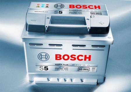 аккумулятор Bosch Silver Plus