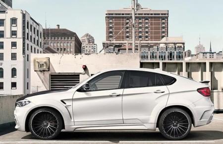 диски Hamann для BMW X6 M50d