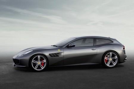 новый Ferrari GTC4Lusso