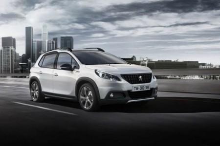обновленный Peugeot 2008 2017