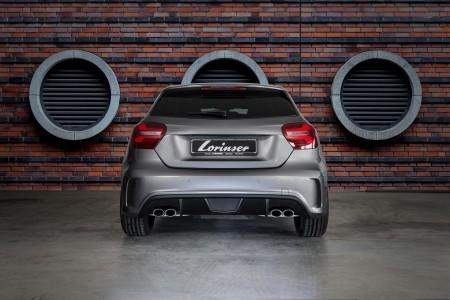 тюнинг Lorinser Mercedes A 250