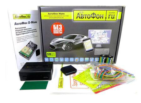 GPS-трекер Автофон D-маяк