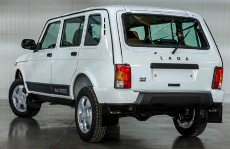 Lada 4x4 Urban 5-door