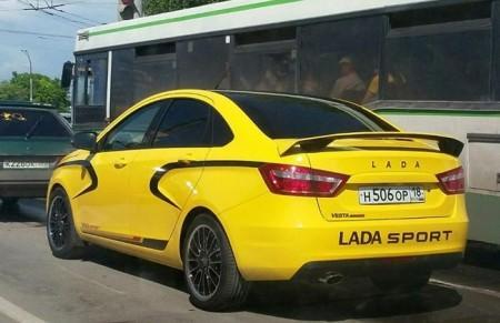 Lada Vesta Sport