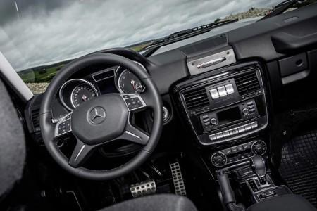 Mercedes G 350 d Professional - салон