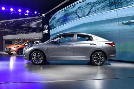 Hyundai Solaris 2 в новом кузове