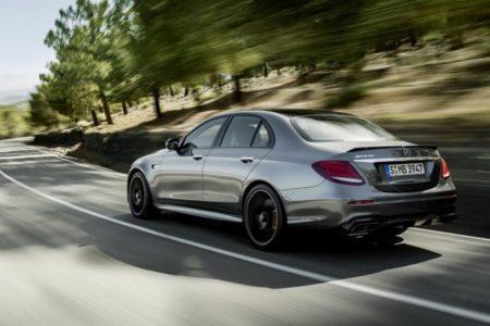 Mercedes-AMG E63 S W213