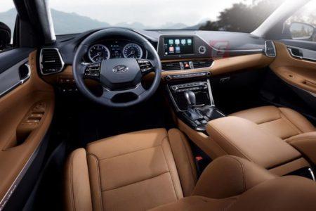 Hyundai Grandeur 6 - салон