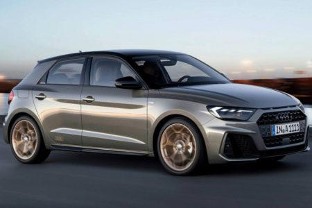 Audi A1 S-Line - экстерьер