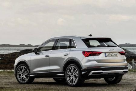 Audi Q3 2019 модельного года